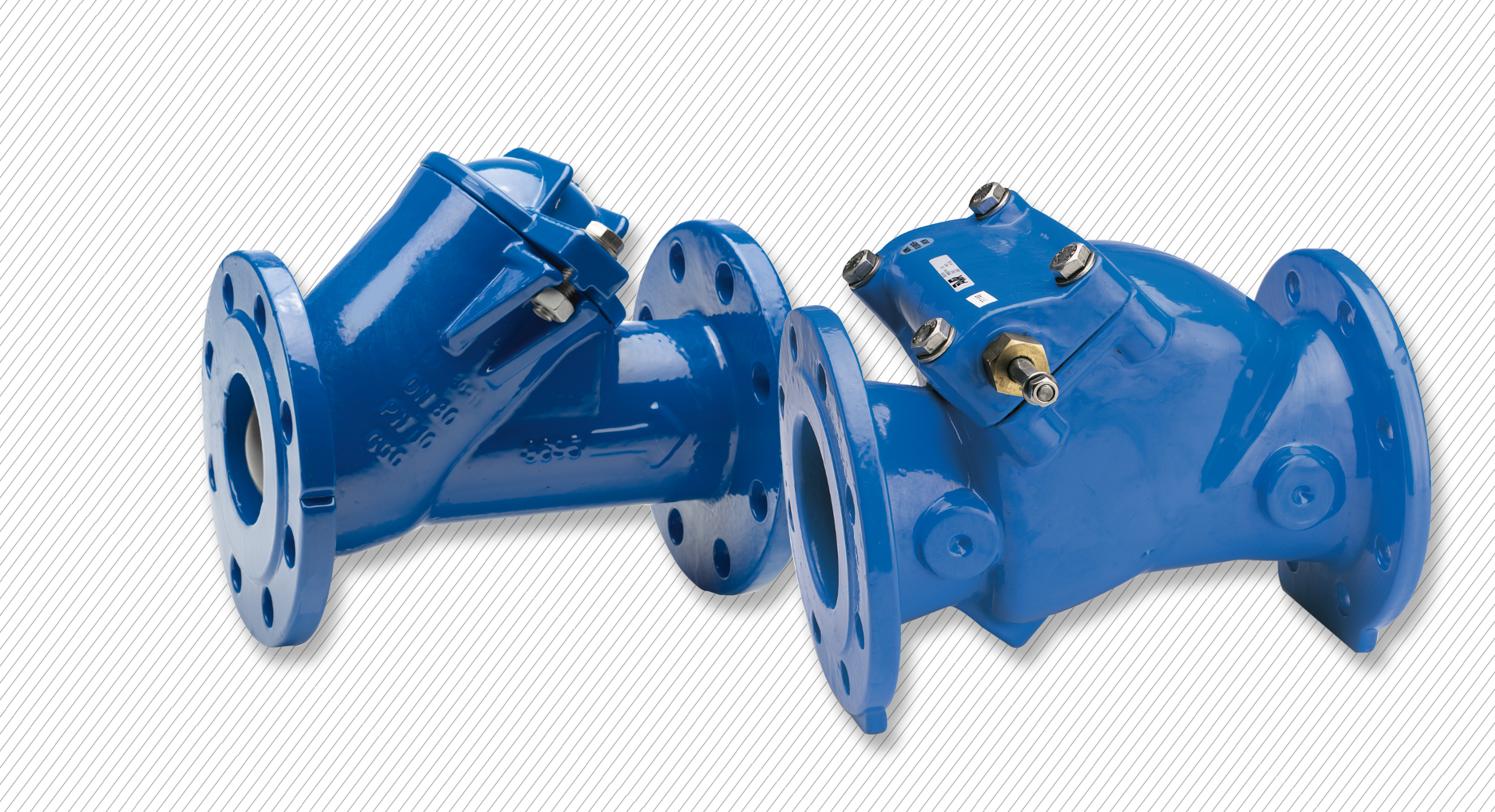 Check valves to choose from