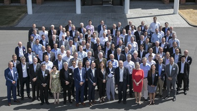 Participants at the Global Sales COnference 2018