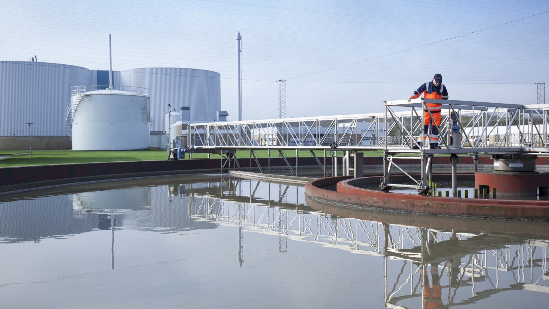 Wastewater treatment segment