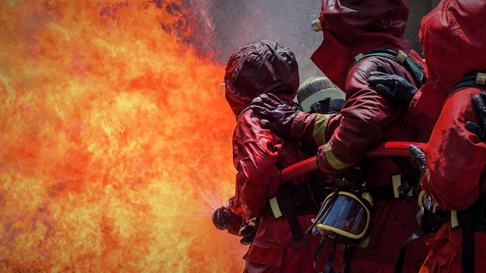 Fire protection segment
